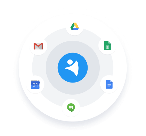 Expanded to CRM for G Suite.